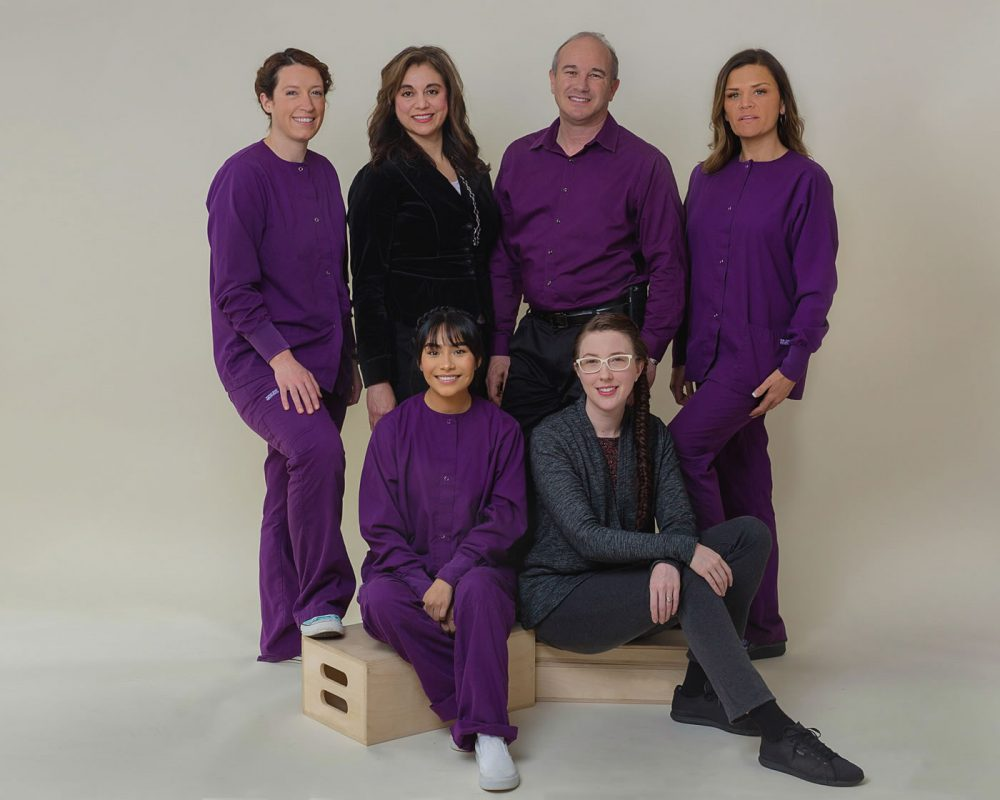 The Team at Our Newport Oregon Dentist Office